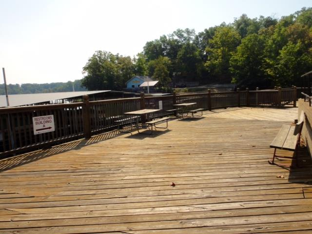 Deck at Boat Docks