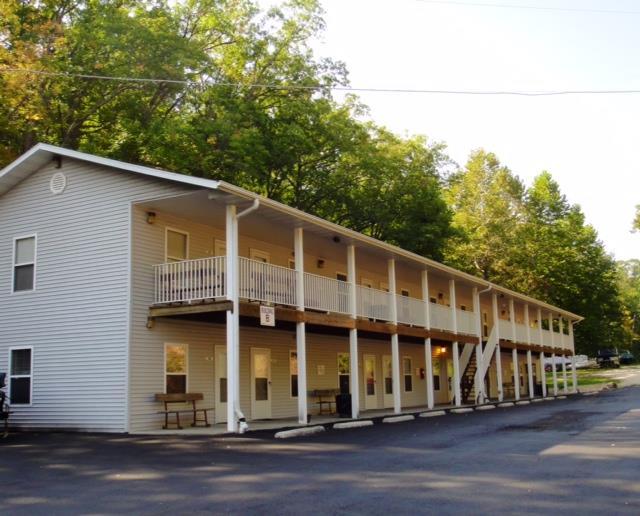 Motel Units